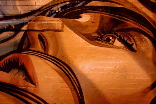 Immagine gratuita di arte, arte di strada, artistico, dipingendo