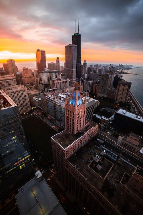 Безкоштовне стокове фото на тему «архітектура, будівлі, вежі, висотки»