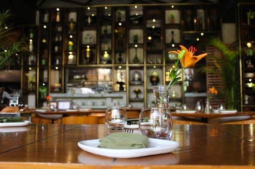 Fotobanka sbezplatnými fotkami na tému bar, detailný záber, hotel
