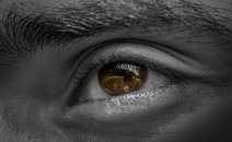 person, eyes, sight
