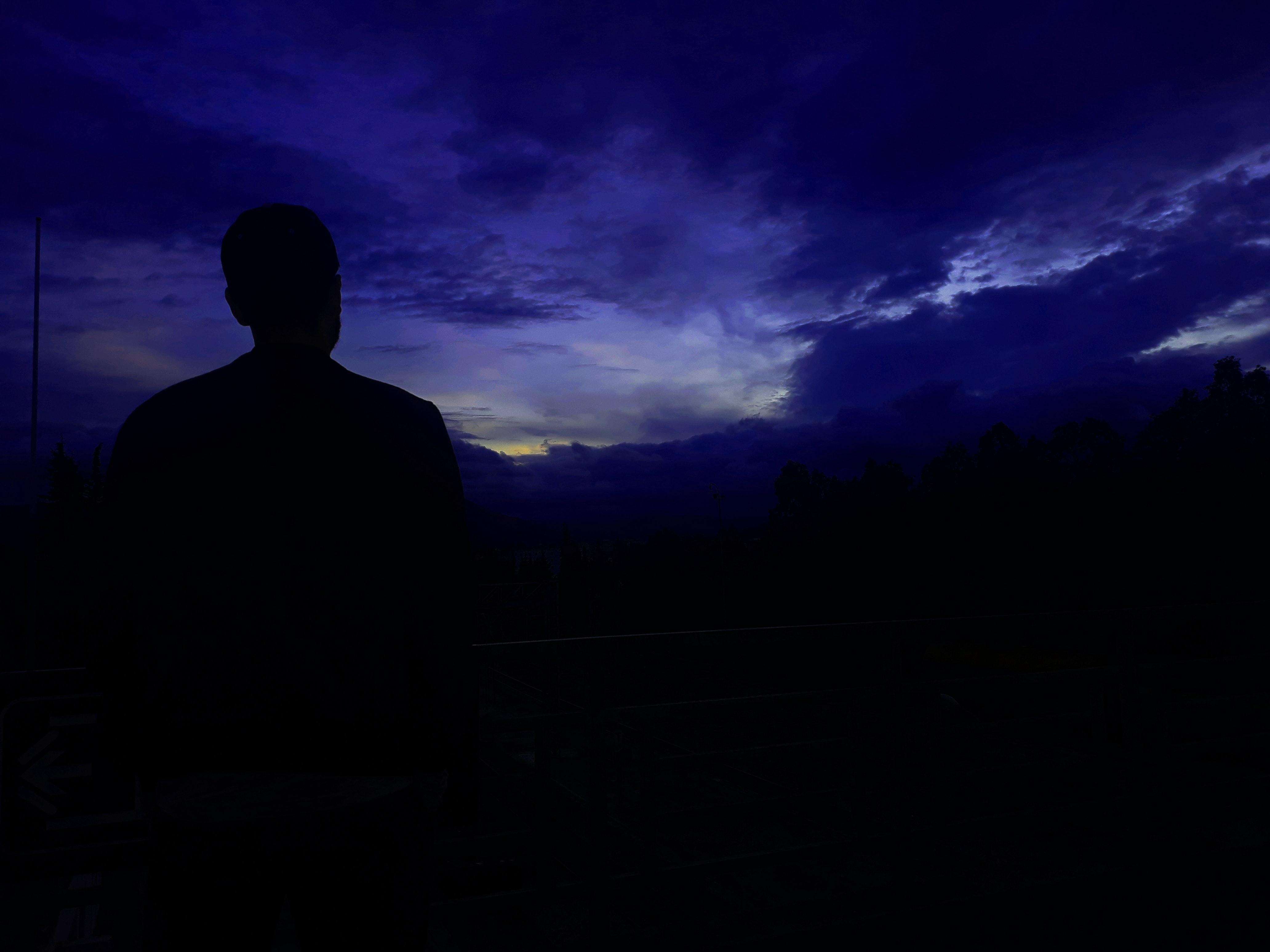 Free stock photo of dark clouds, dramatic sky, storm