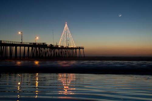 Gratis lagerfoto af anløbsbro, hav, havudsigt, kyst