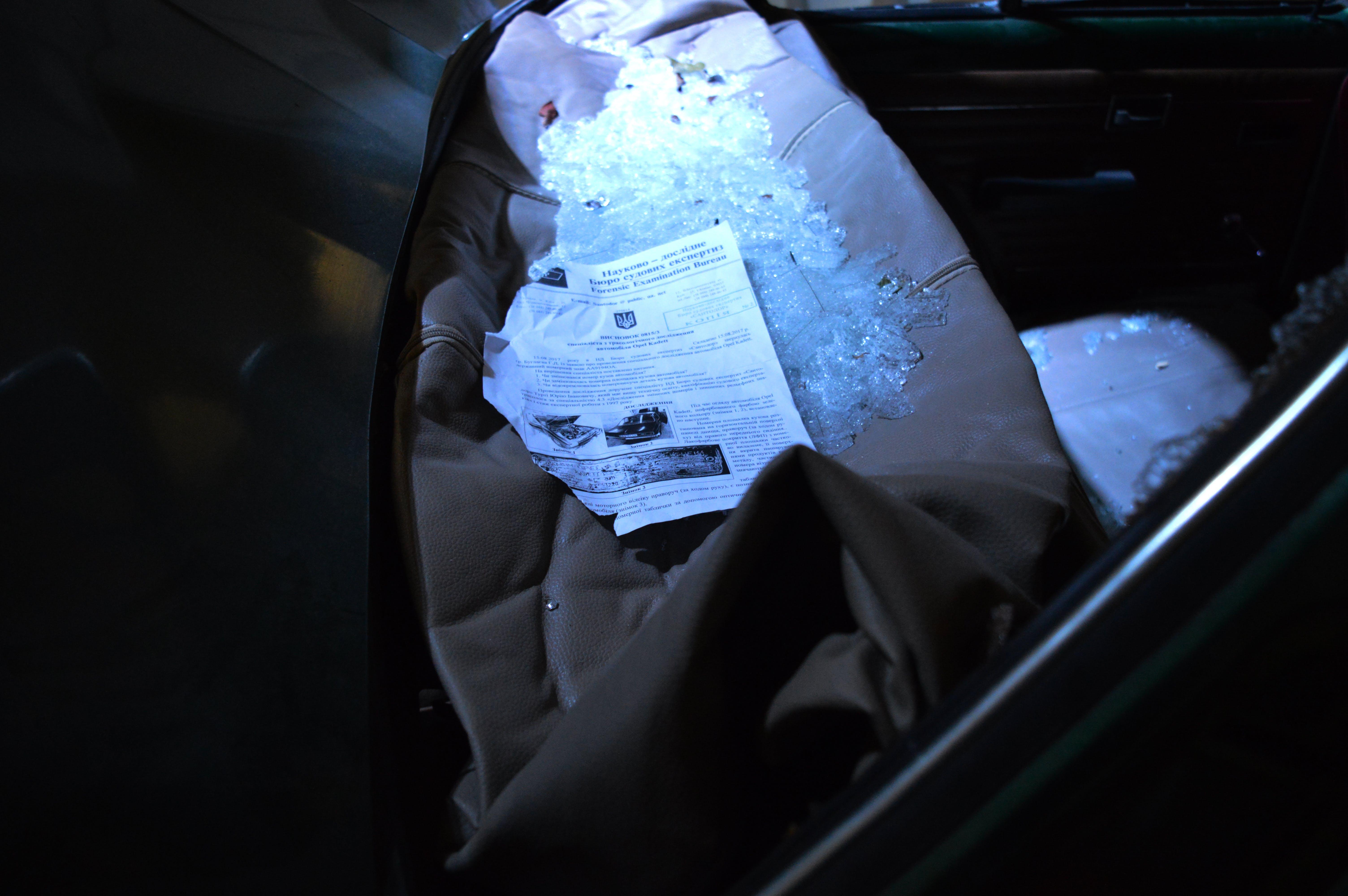 Free stock photo of broken, broken glass, car, car crash