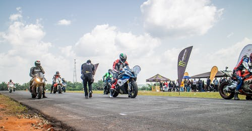 Free stock photo of biker, bikers, extreme sport