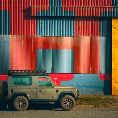 4×4, 冒險, 吉普車, 城市 的 免费素材照片