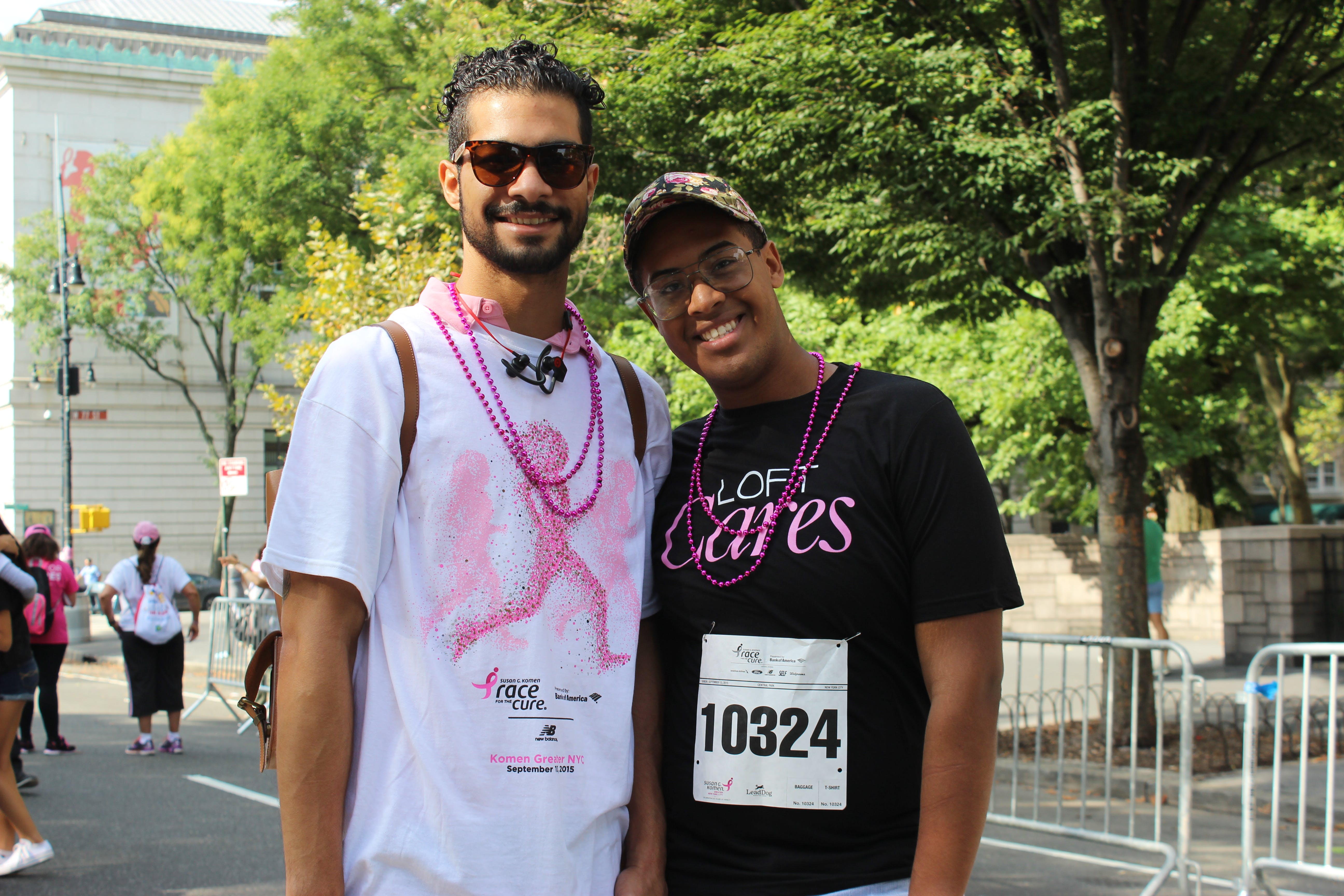 Free stock photo of cancer walk, central park, new york