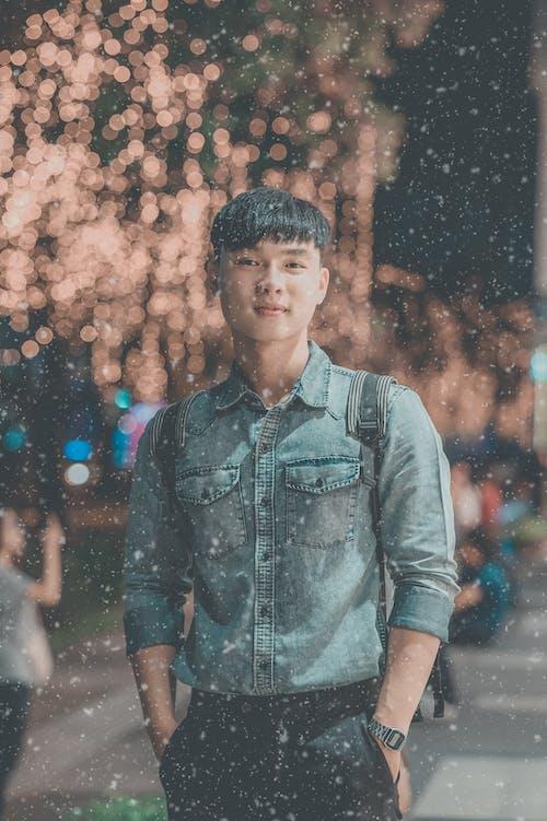 Fotobanka sbezplatnými fotkami na tému Ázijčan, človek, dobre vyzerajúci, móda