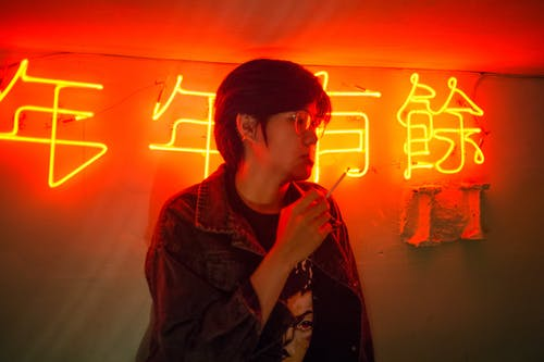 Darmowe zdjęcie z galerii z #wietnamski, chiny, czerwone światło, nikon