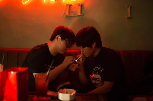 尼康, 抽煙者, 越南人 的 免費圖庫相片