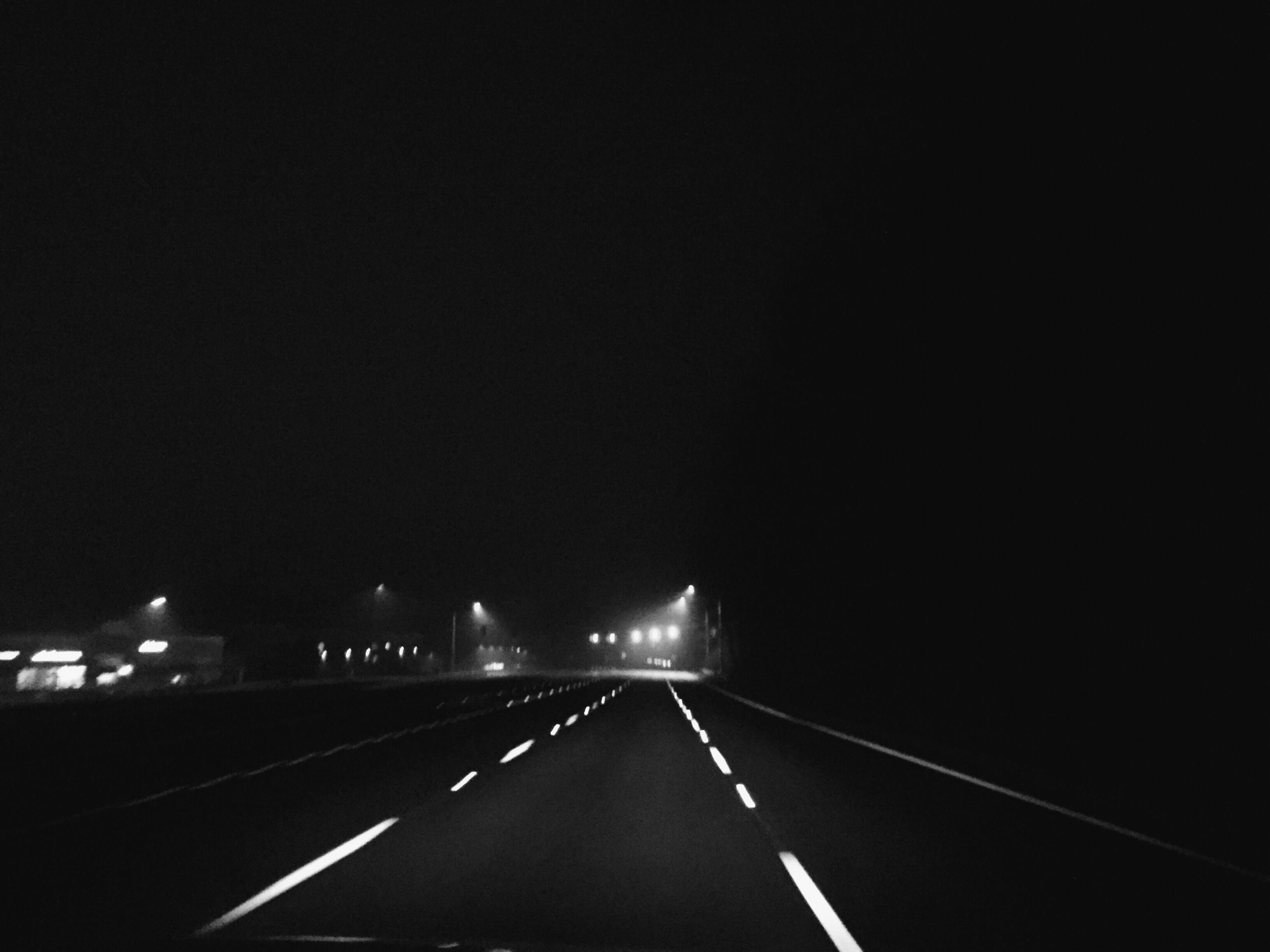 Free stock photo of empty, lamp, light, night