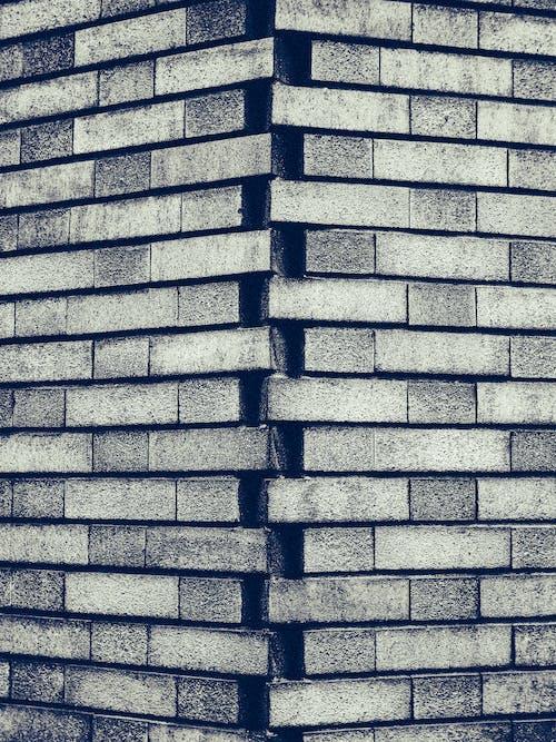 Kostenloses Stock Foto zu beton, design, mauer, muster