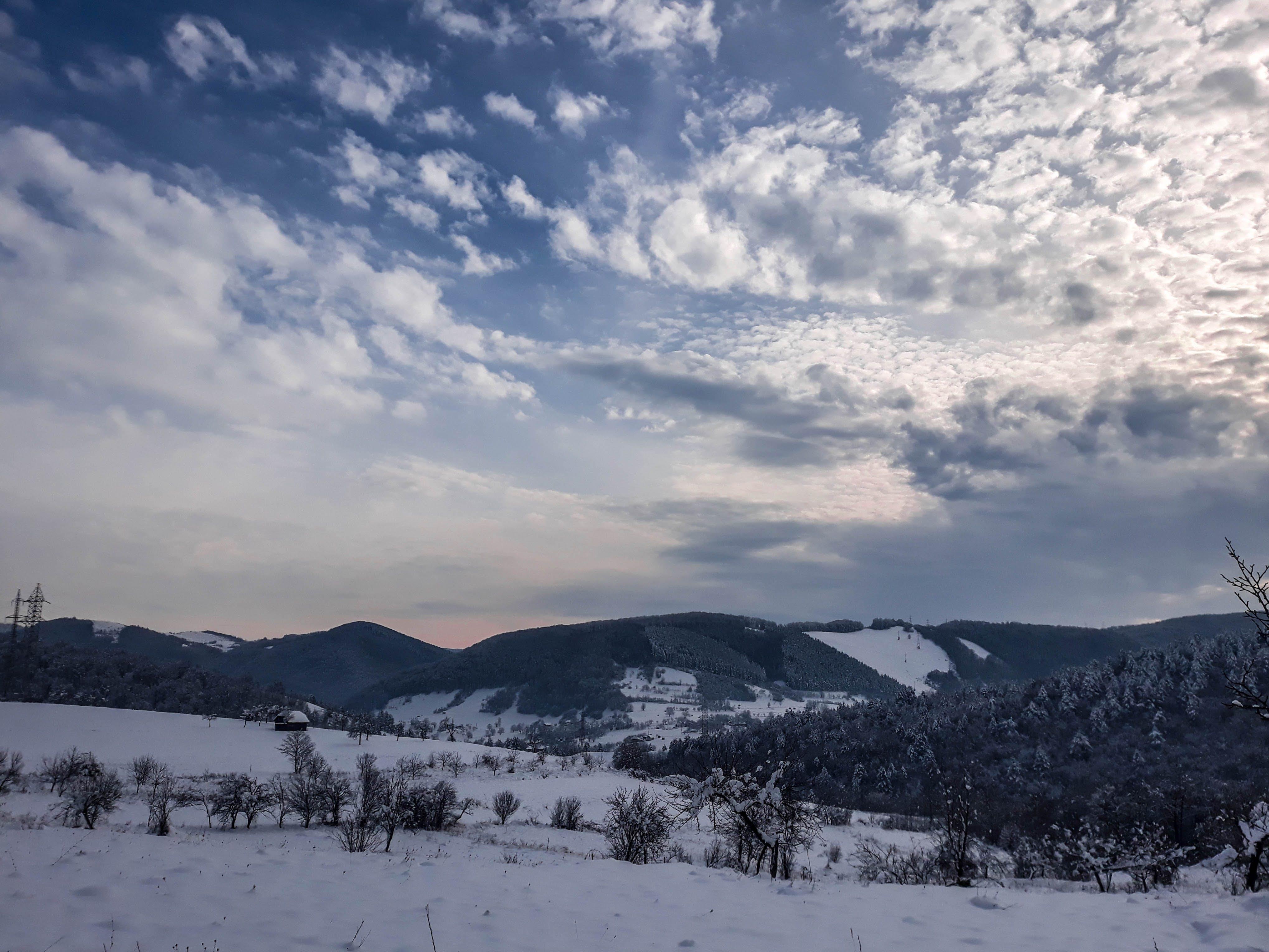 Free stock photo of landscape, snow, winter, winter landscape
