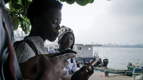 Základová fotografie zdarma na téma člun, krajina, krása v přírodě, ostrovy