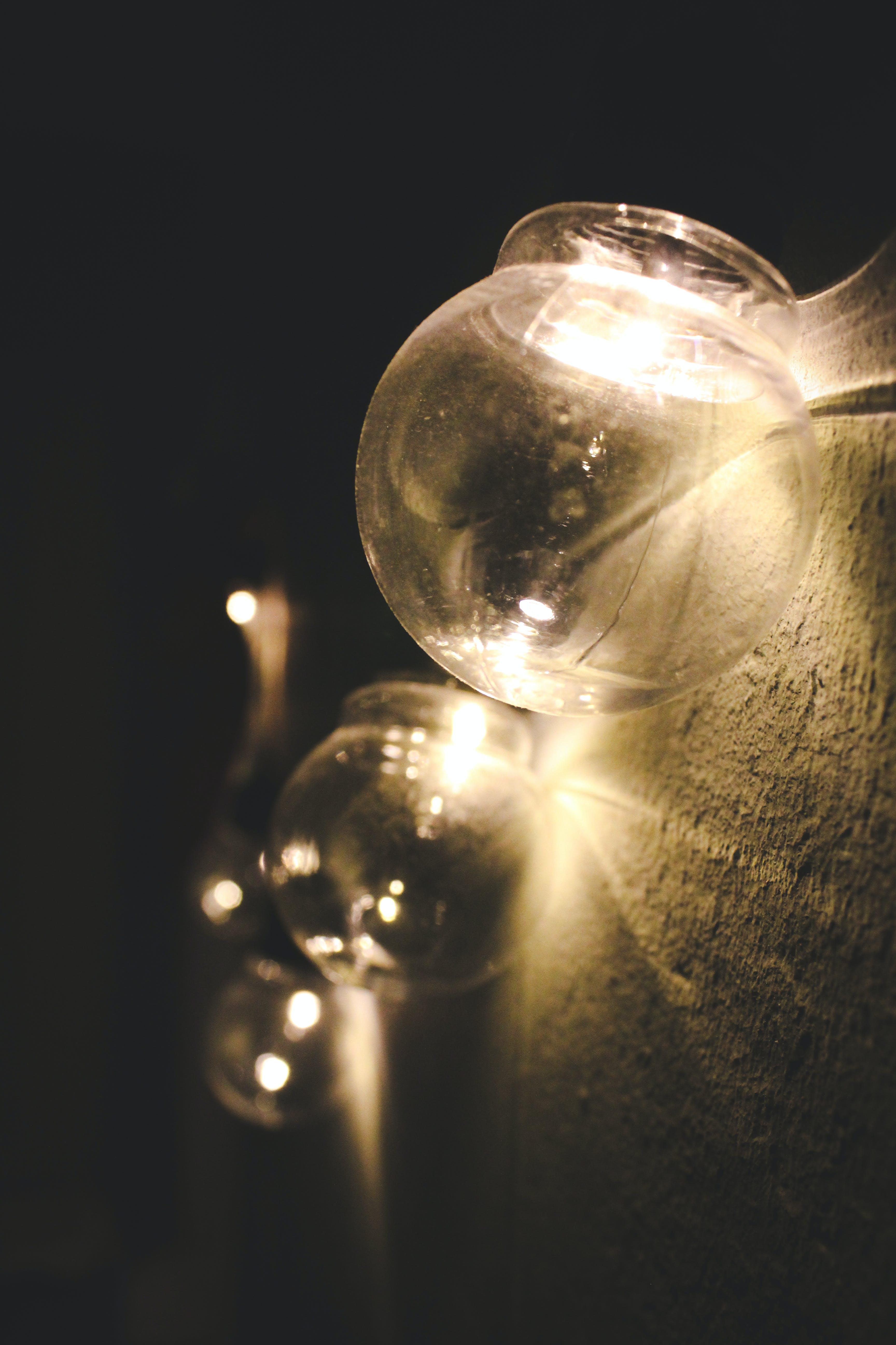 Kostenloses Stock Foto zu belichtung, christmas lights