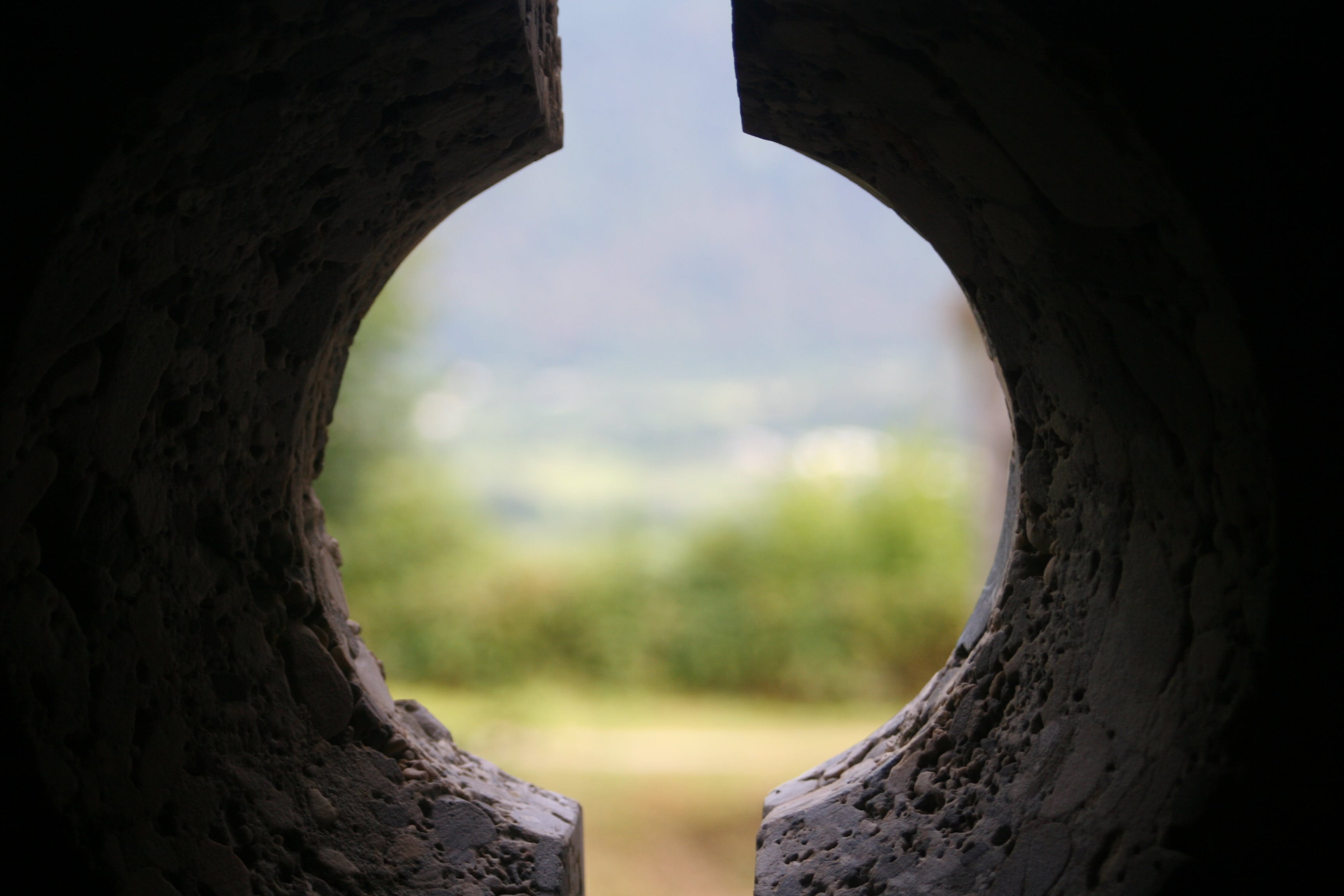 Free stock photo of archer hole, castle, castlewall, hole