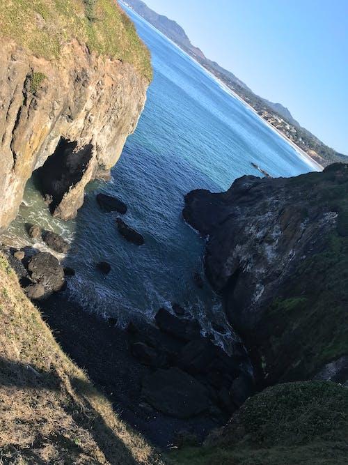 Immagine gratuita di bagnasciuga, barriera corallina, costa, costa dell'oregon