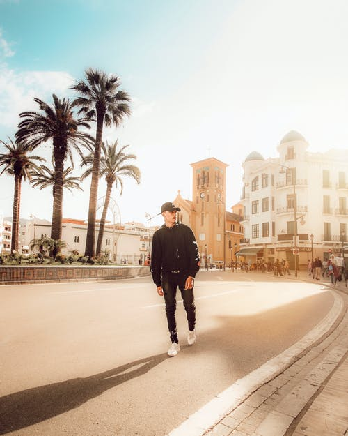 Fotobanka sbezplatnými fotkami na tému cesta, človek, Maroko, mesto