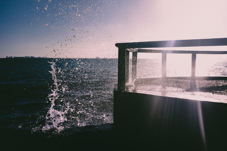 bulutlar, deniz, doğa, doğa fotoğrafçılığı içeren Ücretsiz stok fotoğraf