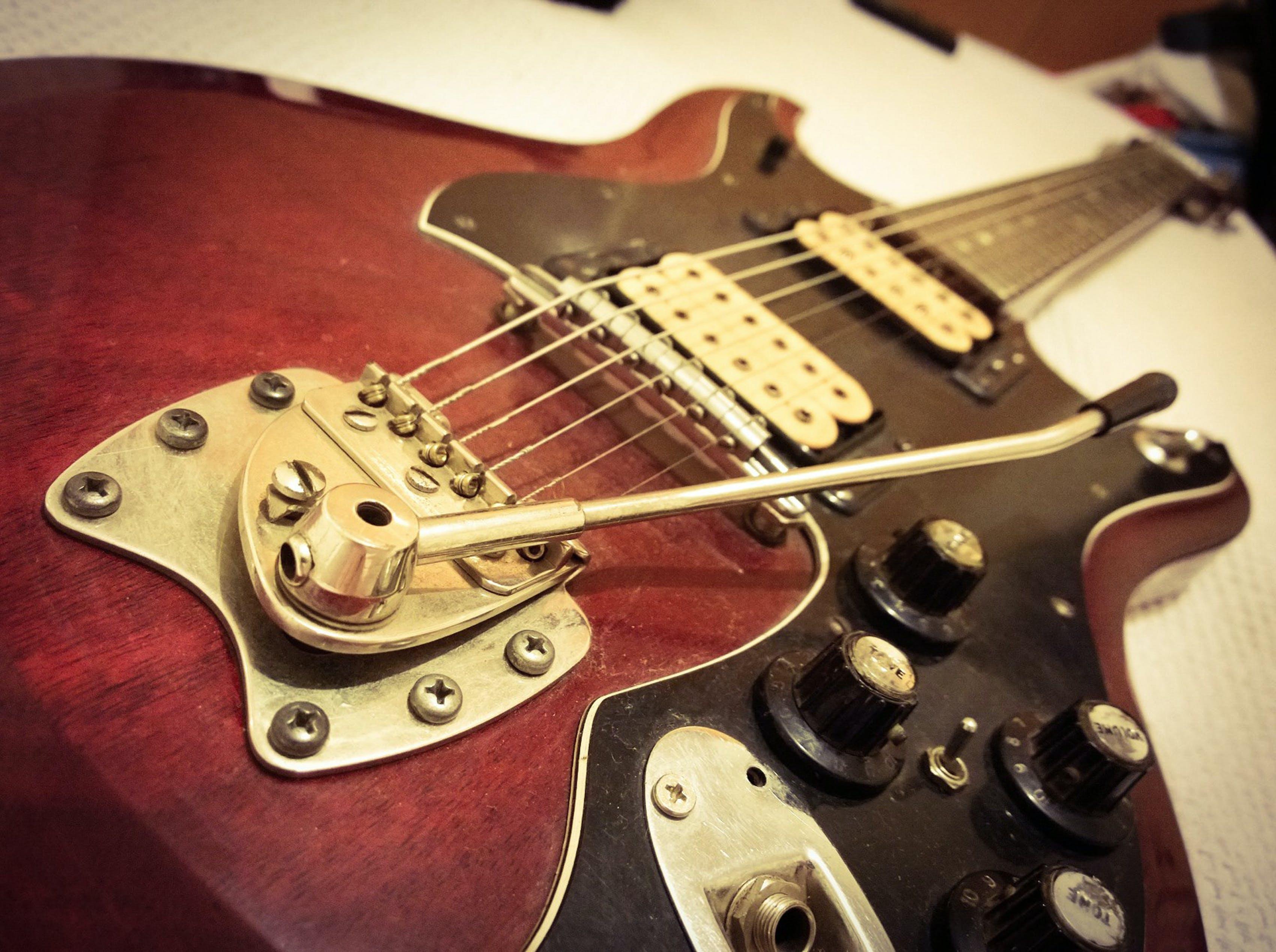 Δωρεάν στοκ φωτογραφιών με rock, vintage, ηλεκτρικός, κιθάρα