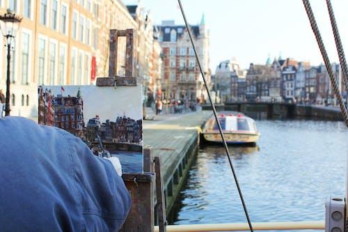 Free stock photo of amsterdam, architectural, art, autumm