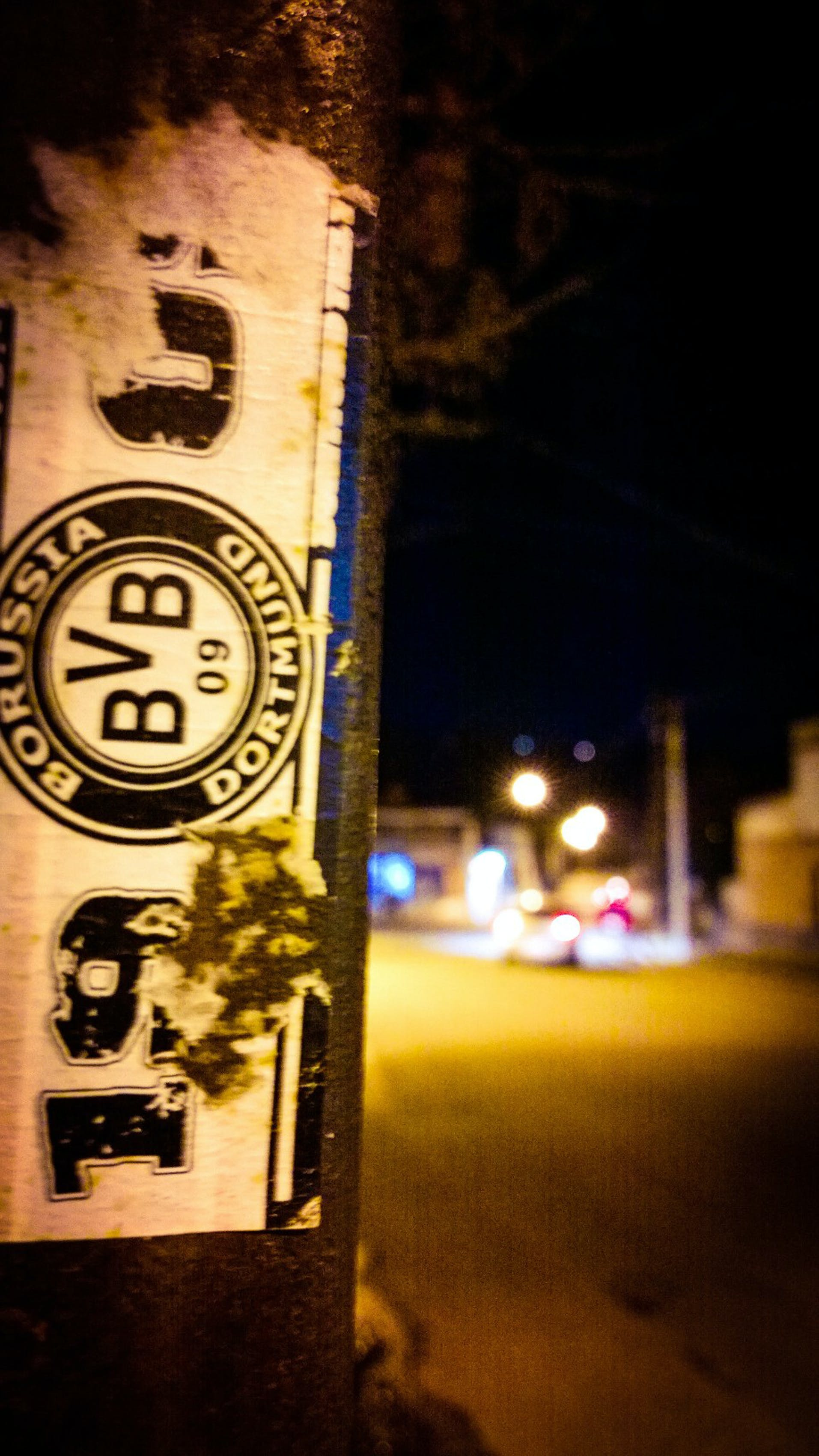 Δωρεάν στοκ φωτογραφιών με borussia, ανεμιστήρας, δρόμος, ποδόσφαιρο