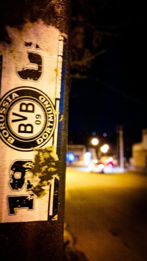 Gratis lagerfoto af borussia, fan, fodbold, gade