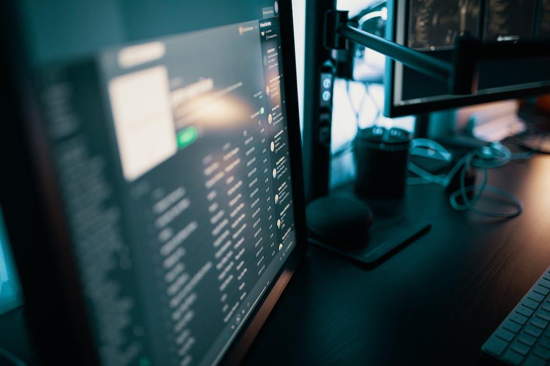 Desktop application for business