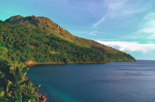 경치, 경치가 좋은, 바다, 바다 경치의 무료 스톡 사진
