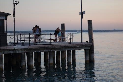 Foto d'estoc gratuïta de Itàlia, llac garda, mar