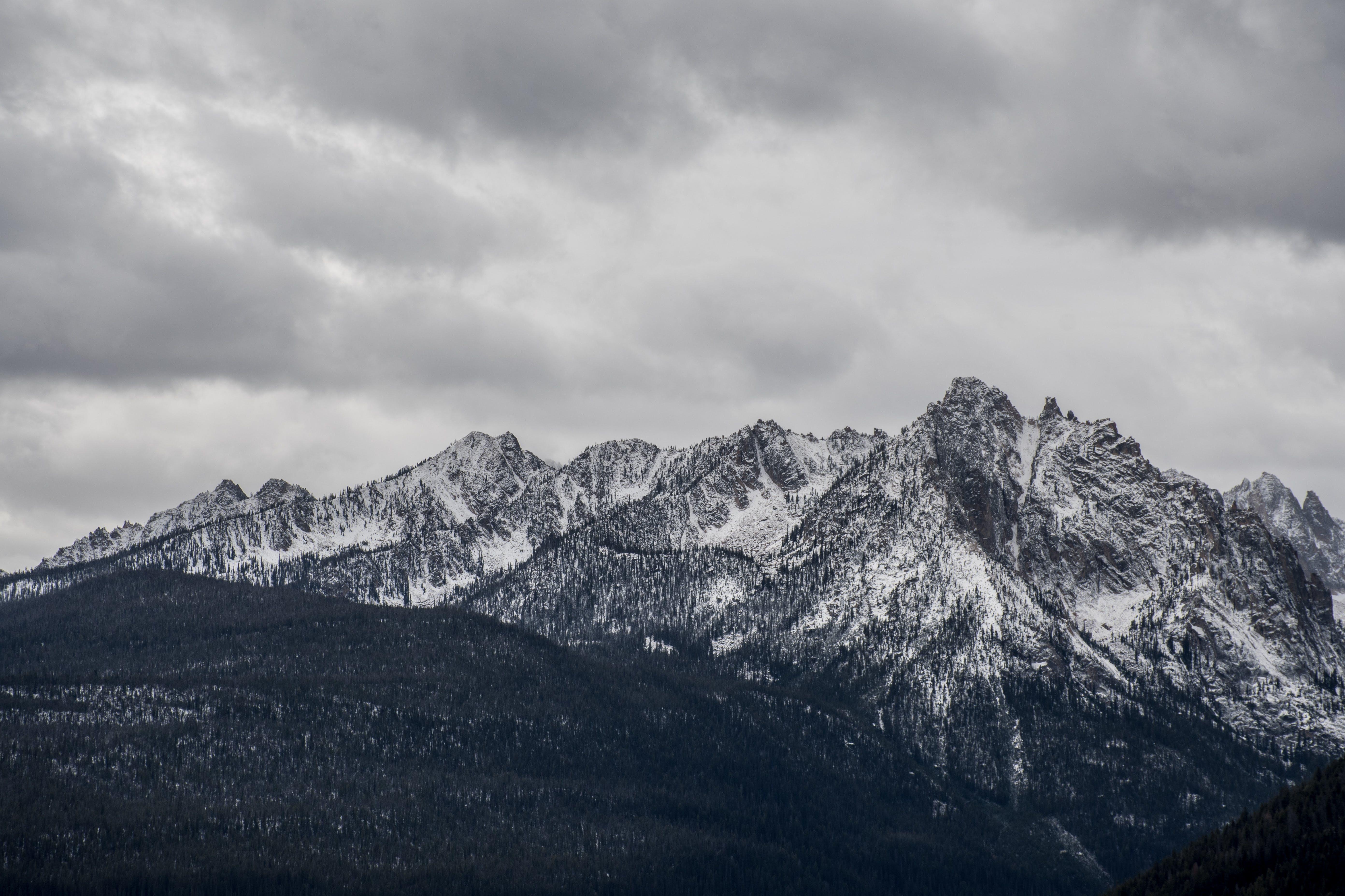 Landscape Photography Mountain Alps