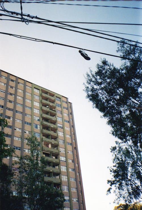 Ảnh lưu trữ miễn phí về 35mm, cảnh đô thị, chung cư