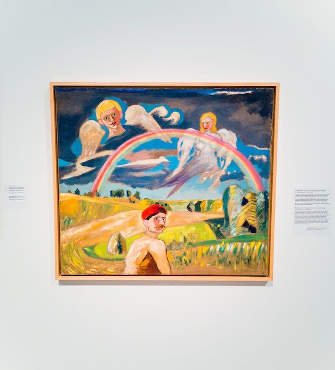 артист, вильнюс, выставка