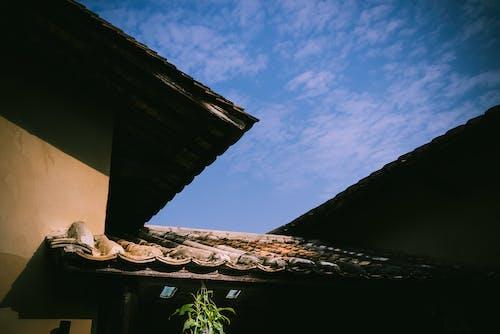 Ingyenes stockfotó tetőtér témában