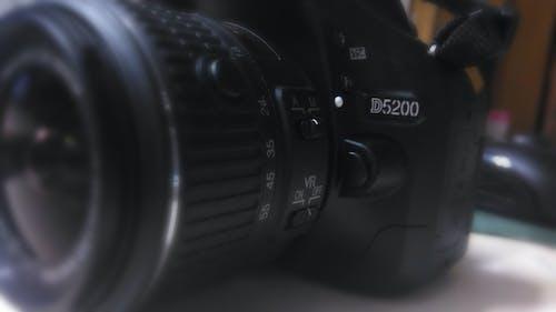 Free stock photo of camera, photographer