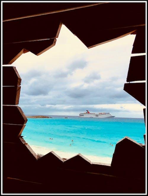Gratis stockfoto met cruiseboot, frames, oceaan