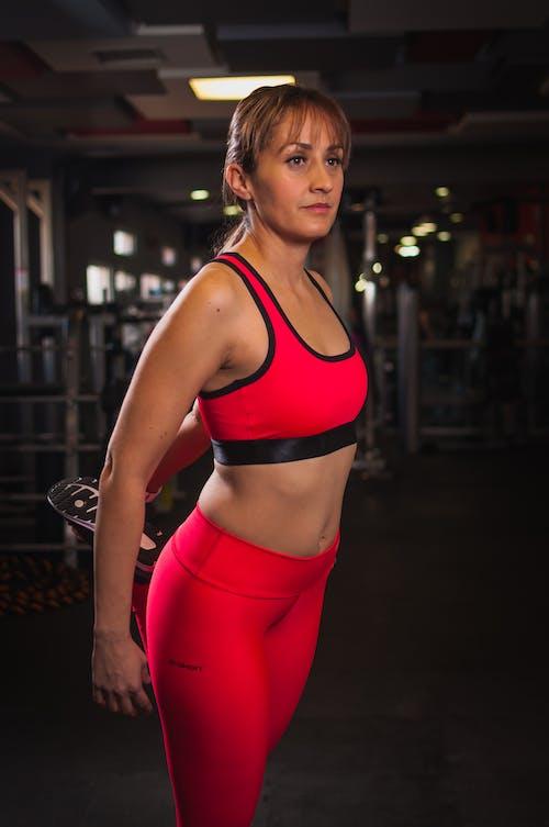 Kostnadsfri bild av fitness, fitnessmodell, gym, het