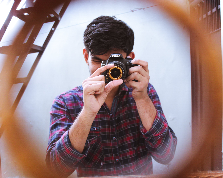Free stock photo of bokeh, canon, creatives, handsome