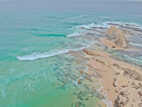Gratis lagerfoto af Australien, bølger, currumbin, drone