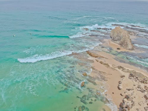 Foto profissional grátis de água, Austrália, costa dourada, currumbin