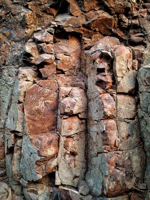 Δωρεάν στοκ φωτογραφιών με rock, αντίθεση, ανώμαλος, βράχια