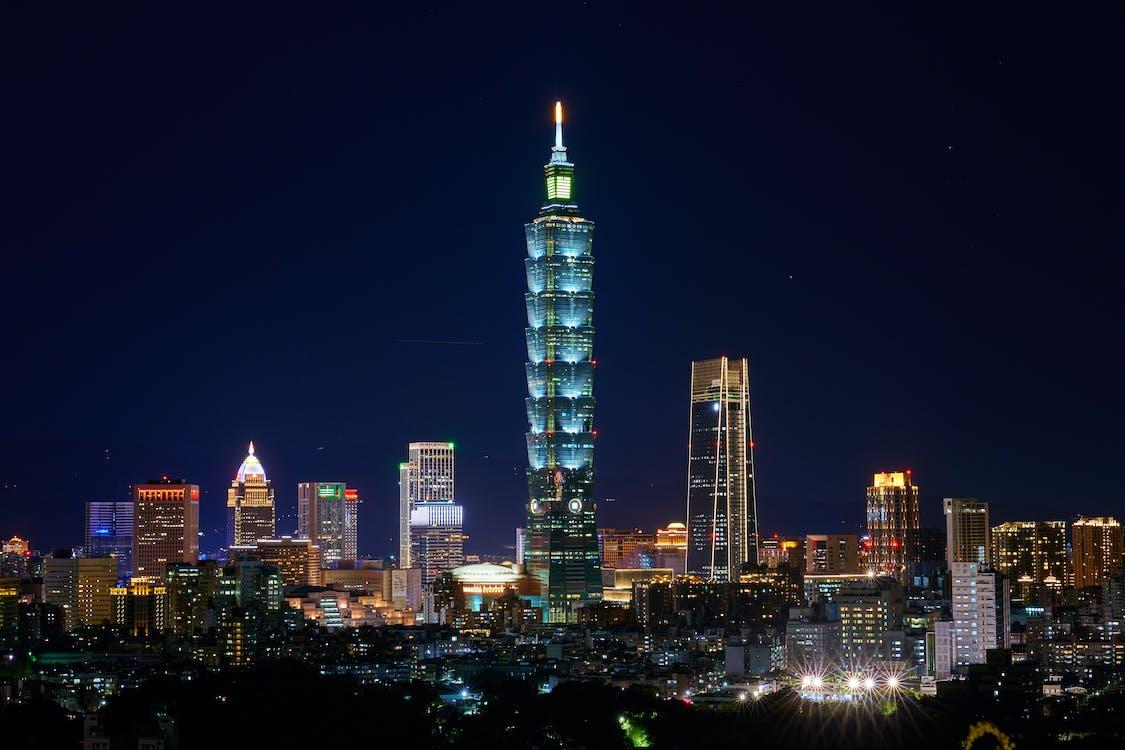 Illuminated Buildings