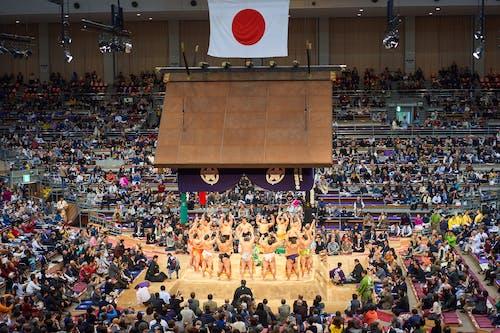 Fotos de stock gratuitas de fukuoka, Japón, sumo