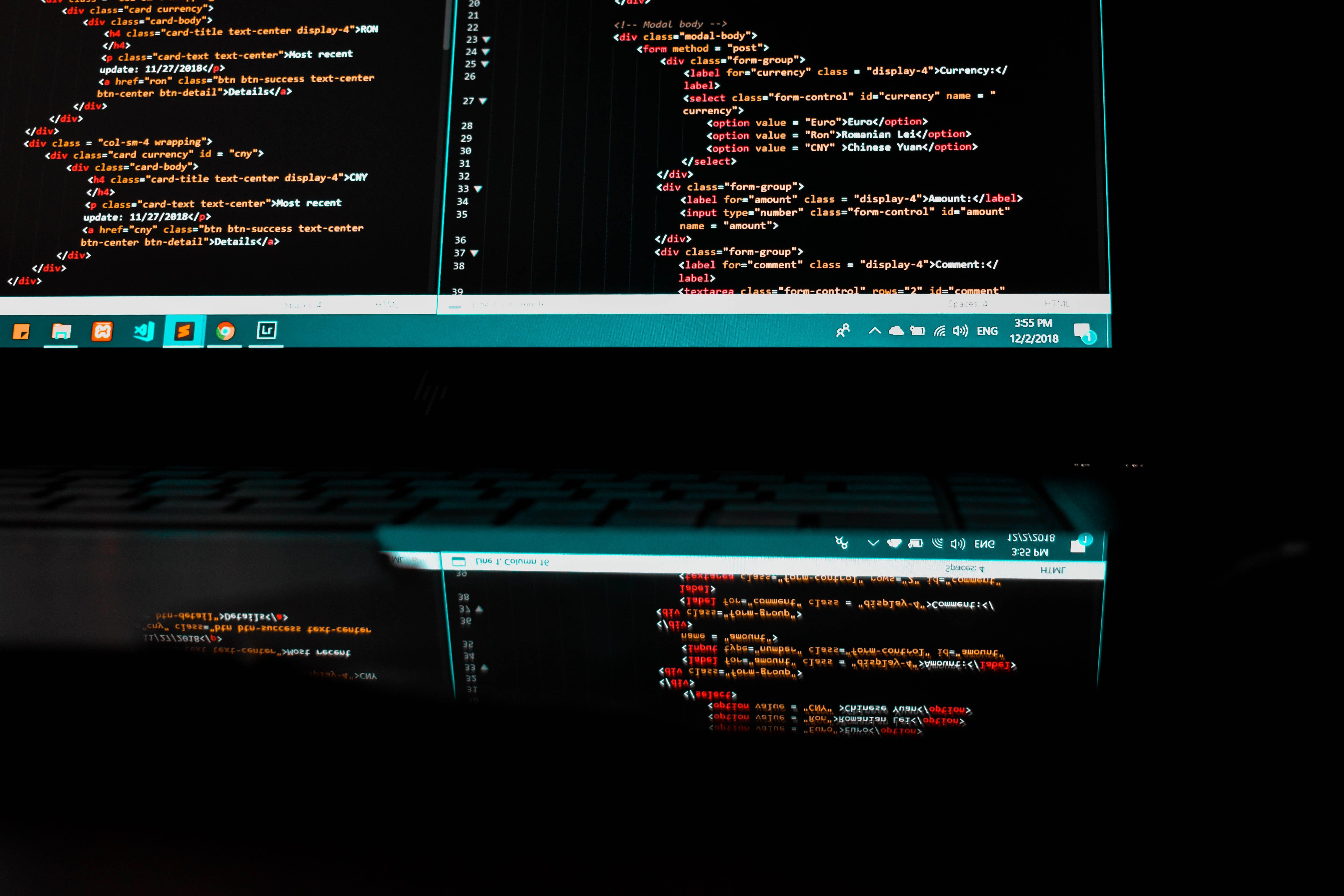 Darmowe zdjęcie z galerii z kodowanie, program, programista internetowy