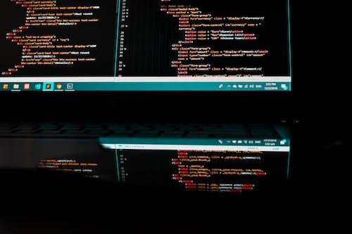 Free stock photo of coding, program, web developer