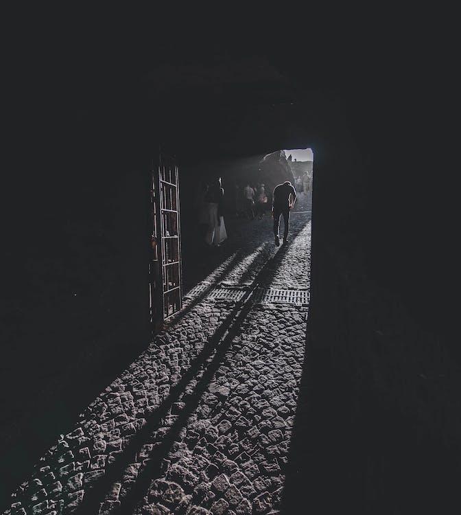 свет и тень, тень