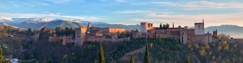 Photos gratuites de # d3300, #alhambra, #château, #espagne