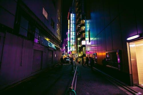 人, 城市, 市中心, 市容 的 免费素材照片