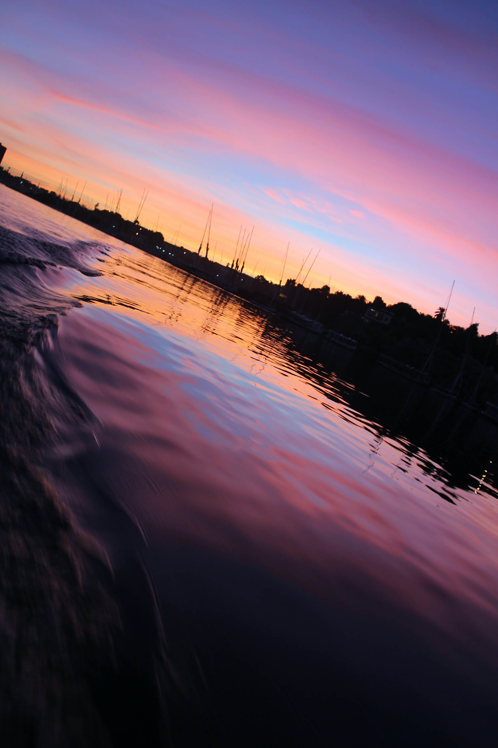 Základová fotografie zdarma na téma aswan, člun, Egypt, fialové světlo