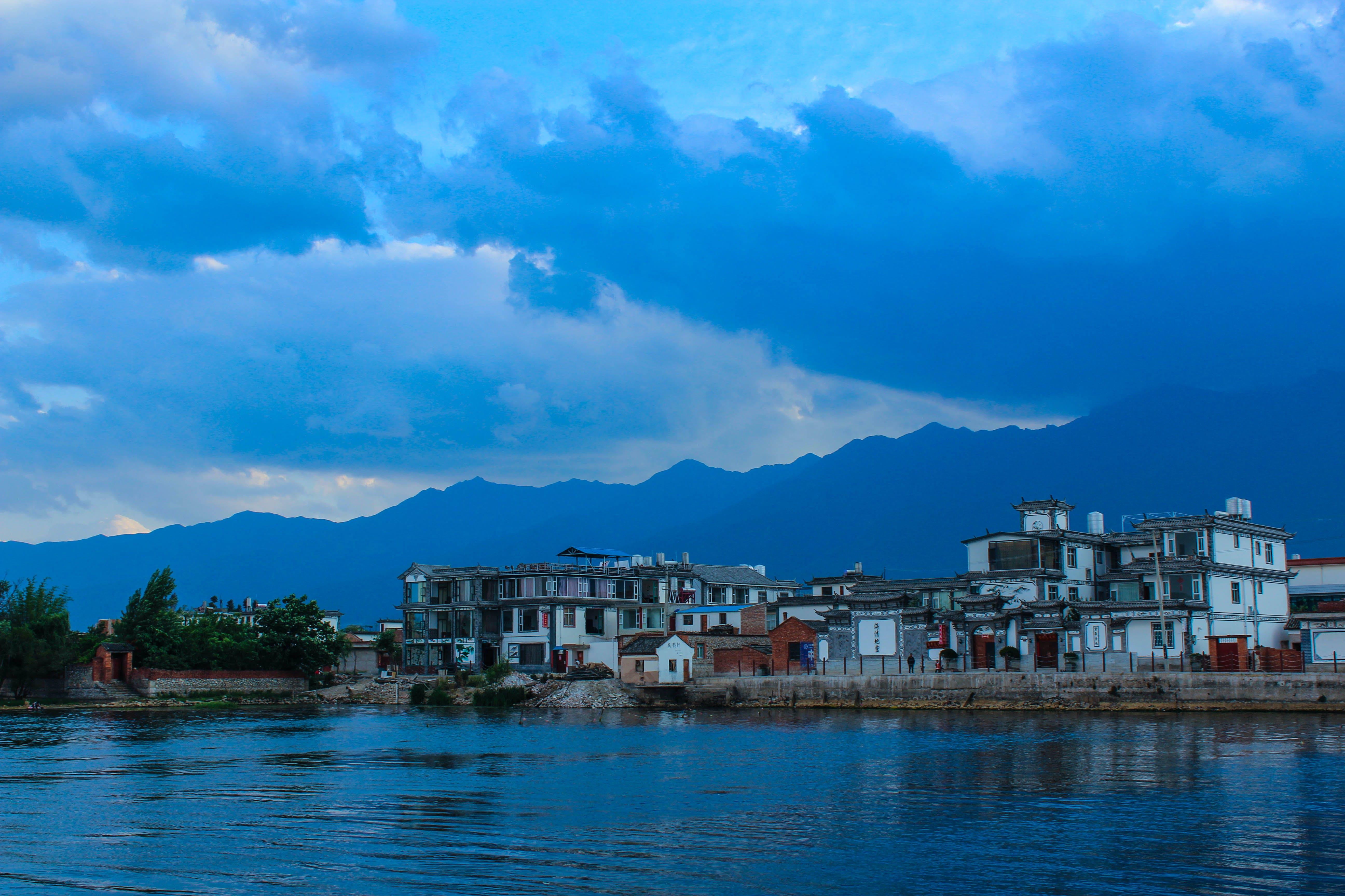 Základová fotografie zdarma na téma Čína, dali, klidný, město