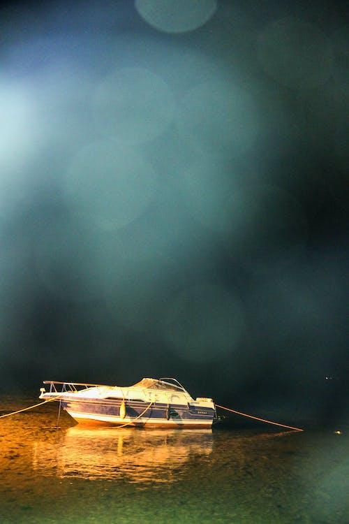 Foto d'estoc gratuïta de barca, cel, clareja, dahab